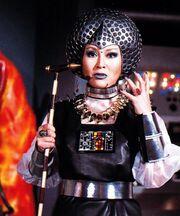 Cyborg Queen Hedrian