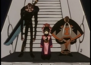 Soi Len and her aides.