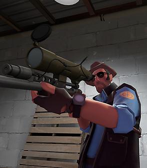 team fortress wiki meet the sniper