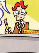 Clock King Tiny Titans 01
