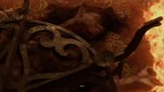 Dying Werewolf Woman