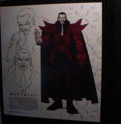 Matthias AKA Lucifer