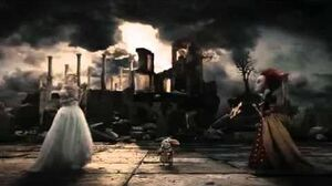 White Queen and Red Queen confrontation scene 3 2sec