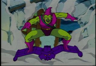 Green Goblin (90s Cartoon)