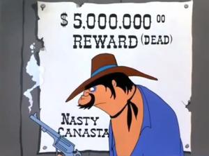 Nasty Canasta