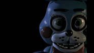Bonnie 2 0 close-up eyes open FNaF 2