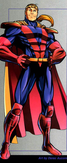 Fabian Cortez (Earth-616) from Official Handbook of the Marvel Universe Vol 4 7