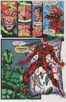 Carnage Haemokinesis Marvel