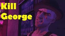 The Wolf Among Us Kill George Georgie Episode 5 cry Wolf Finale Gameplay