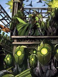 The Doom Bots