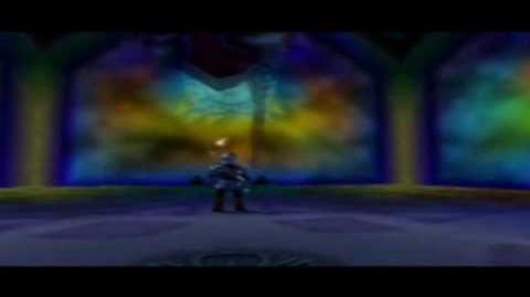 Zelda Majora's Mask Boss Fight 5 (Majora's Mask) Final Boss