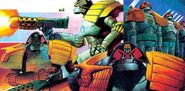 Judge Dredd Mechanismo