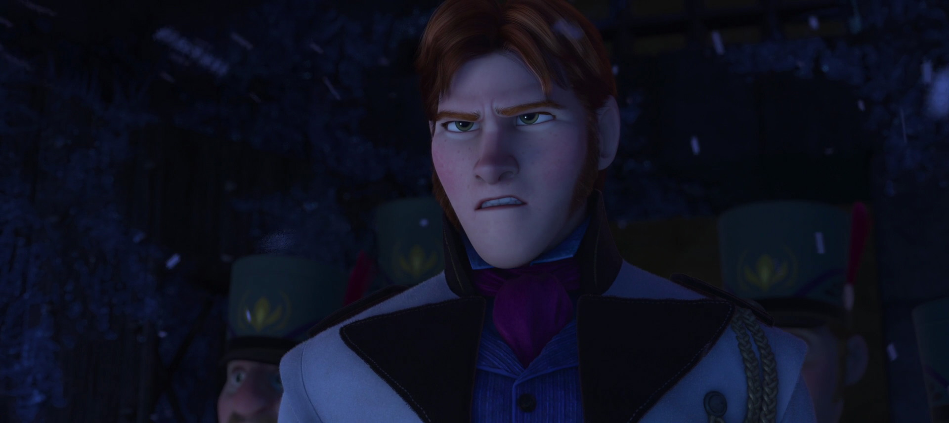 Prince Hans Of The Southern Isles Voice