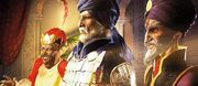 Sultan sharaman vizier
