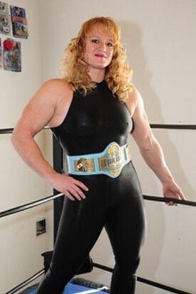 Becca Swanson Wrestling