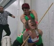 Evil LuFisto vs Mercedes Martinez