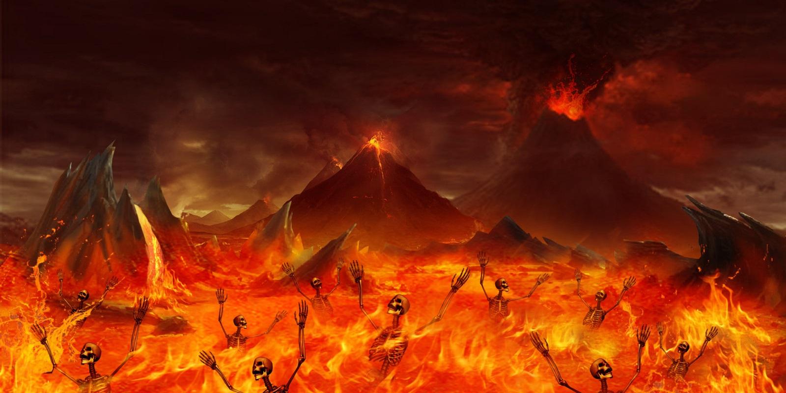 Image - The Hell.jpg | Villains Wiki | Fandom powered by Wikia