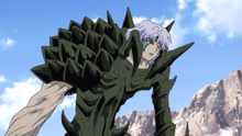 Moryomaru's Third Form