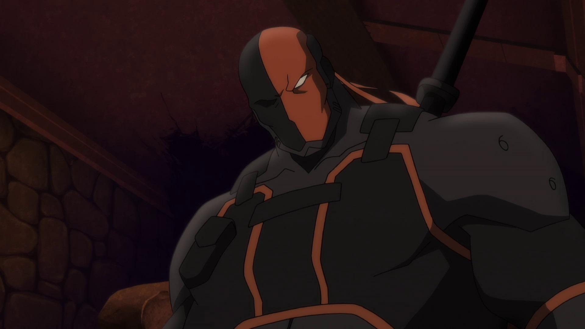 Slade Wilson Deathstroke Smallville Deathstroke is the main