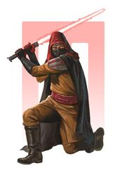 Reborn Dark Jedi