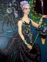 Baroness Odile Von Rothbart