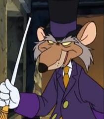 Mr. Grasping