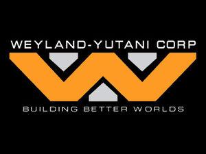 Weyland-Yutani Corp. Logo