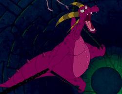 Dragon Ludmilla