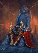 Koschei the deathless by artangelo-d5kyxg4