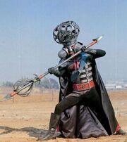 Iron Cage Mask
