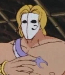Vega (Street Fighter Cartoon)