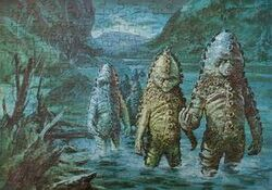 Zygon Monsters