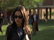 Rachel at college