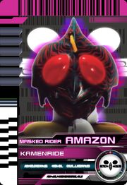 Kamen Ride Amazon
