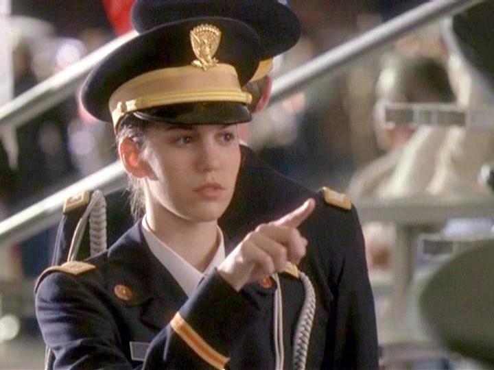 Jennifer Stone cadet kelly
