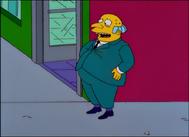 Mr. Burns Fat