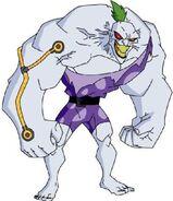 Brawn Joker (The Batman)