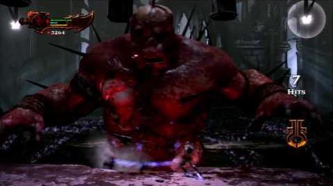 God of War III - Boss 2 Hades 2 2