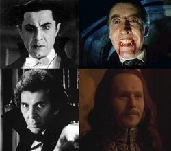 Draculafaces