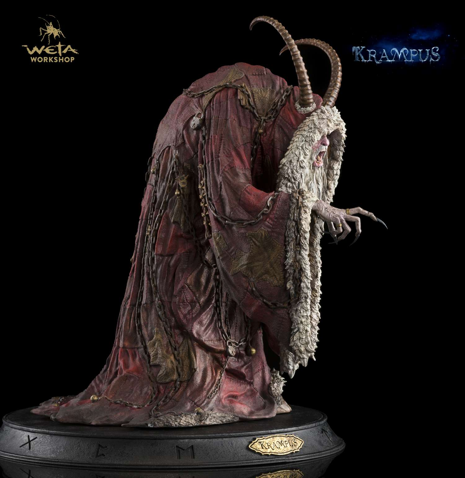 Krampus costume for sale -  And Shackles