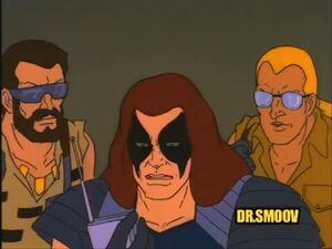 Zartan and his men