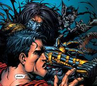 Darkness vs Superman