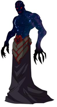 Erebus King of Shadow