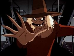 Scarecrow animated series