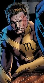 Scorpio (Thanos' Zodiac) (Earth-616) 001