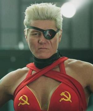 Mother Russia (Olga Kurkulina)