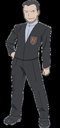 Origins Giovanni