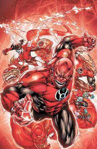 The Red Lanterns Corps