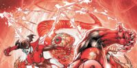 Red Lantern Corps