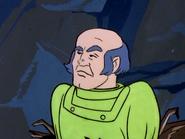 Captain Cutler unmasked
